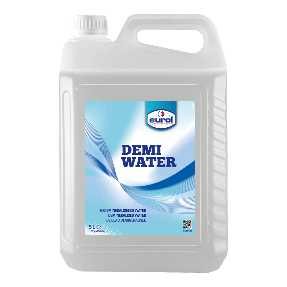 Eurol Gedemineraliseerd Water