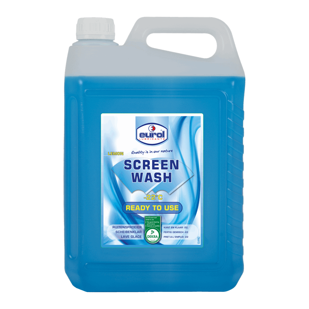 Eurol Screenwash K&K Lemon -22